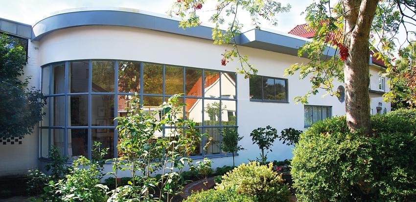 Altbau-Fassaden-Sanierung Oldenburg