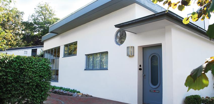 Fassaden-Sanierung Oldenburg, Haga Kalkputz