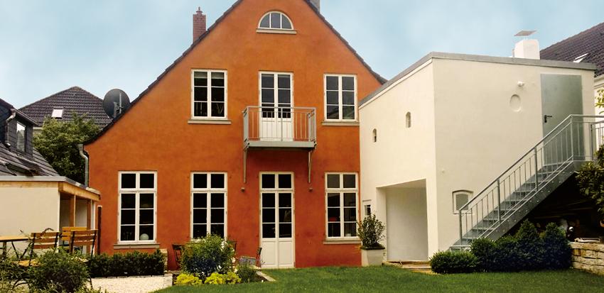 Fassadensanierung Oldenburg